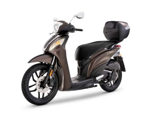 kymco miler125